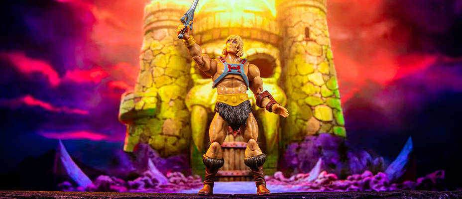 Masters of the Universe Masterverse Wave 1 - Revelation - In Hand Gallery!