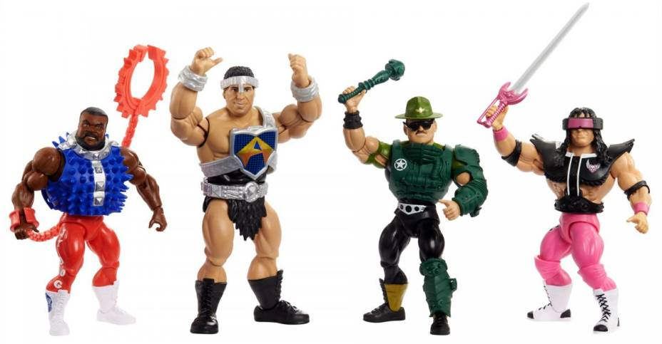 Masters of the WWE Wave 7 Figures 001