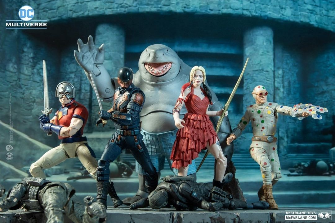 McFarlane The Suicide Squad Preview