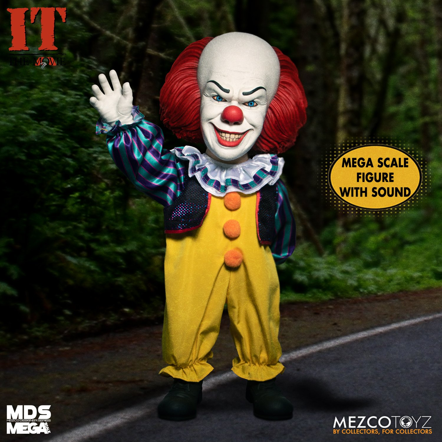 Mezco MDS 1990 Pennywise 002