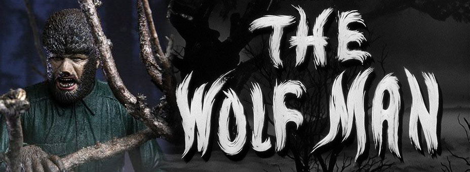 NECA Wolfman Figure Preview 2