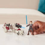 STAR WARS MISSION FLEET EXPEDITION CLASS Figure and Vehicle Assortment Anakin 2