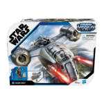 STAR WARS MISSION FLEET RAZOR CREST OUTER RIM RUN Figure and Vehicle 2 Pack in pck