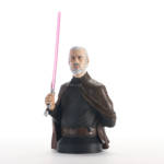 STAR WARS REVENGE OF THE SITH COUNT DOOKU BUST 2
