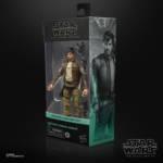 STAR WARS THE BLACK SERIES 6 INCH CAPTAIN CASSIAN ANDOR Figure in pck 3