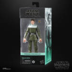 STAR WARS THE BLACK SERIES 6 INCH GALEN ERSO Figure in pck 2