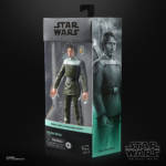 STAR WARS THE BLACK SERIES 6 INCH GALEN ERSO Figure in pck 3