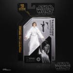 STAR WARS THE BLACK SERIES ARCHIVE 6 INCH PRINCESS LEIA ORGANA Figure in pck 1