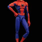 Sentinel Spider Man Into The Spider Verse Parkers 003