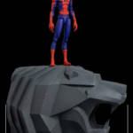 Sentinel Spider Man Into The Spider Verse Parkers 005