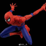 Sentinel Spider Man Into The Spider Verse Parkers 006