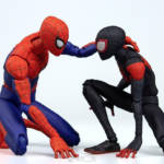 Sentinel Spider Man Into The Spider Verse Parkers 009