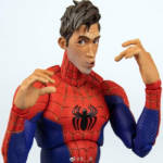 Sentinel Spider Man Into The Spider Verse Parkers 011