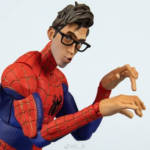 Sentinel Spider Man Into The Spider Verse Parkers 012