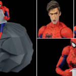 Sentinel Spider Man Into The Spider Verse Parkers 013