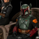 Boba Fett and Fennec Shand IS 09