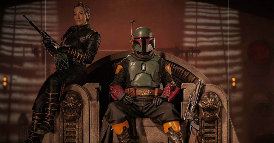 Boba Fett and Fennec Shand IS 11