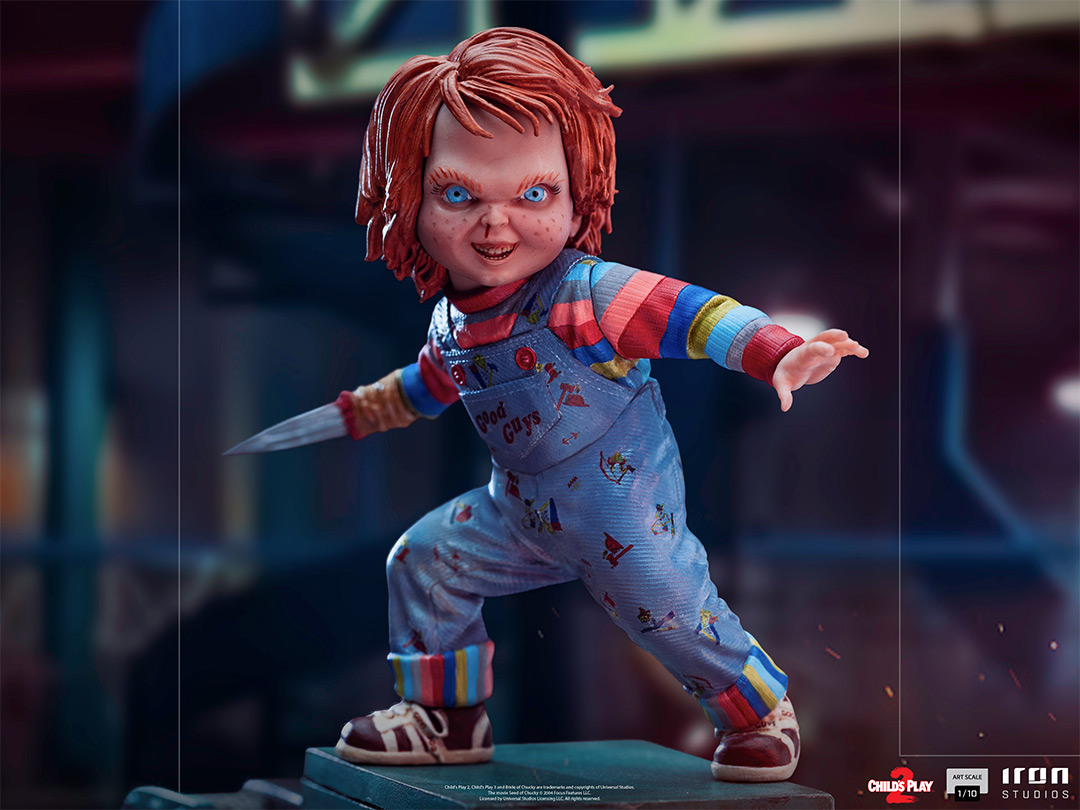 Childs Play II Chucky IS 10