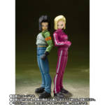 DBS Android 17 and 18 SH Figuarts 001