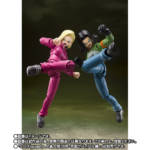 DBS Android 17 and 18 SH Figuarts 002