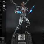 Hot Toys Justice League Cyborg002