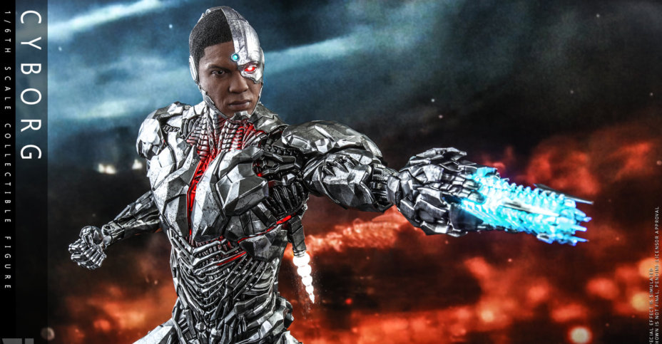 Hot Toys Justice League Cyborg013
