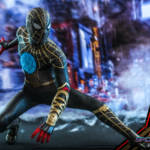Hot Toys No Way Home Spider Man Figure 003