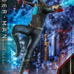 Hot Toys No Way Home Spider Man Figure 005