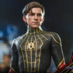 Hot Toys No Way Home Spider Man Figure 009