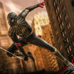 Hot Toys No Way Home Spider Man Figure 010