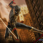 Hot Toys No Way Home Spider Man Figure 011