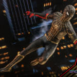 Hot Toys No Way Home Spider Man Figure 012