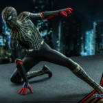 Hot Toys No Way Home Spider Man Figure 014