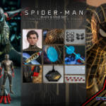 Hot Toys No Way Home Spider Man Figure 018