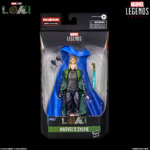 MARVEL LEGENDS SERIES 6 INCH MARVELS SYLVIE Figure in pck with logo