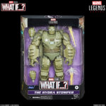 MARVEL LEGENDS SERIES 6 INCH THE HYDRA STOMPER Figure in pck with logo