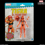 MARVEL LEGENDS SERIES 6 INCH TIGRA Figure in pck with logo