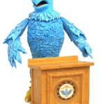 MUPPETS SAM THE EAGLE RIZZO THE RAT DLX FIG SET 1