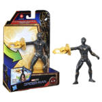 No Way Home Hasbro Spider Man 6 Inch Black and Gold Suit 2