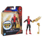 No Way Home Hasbro Spider Man 6 Inch Black and Red Suit