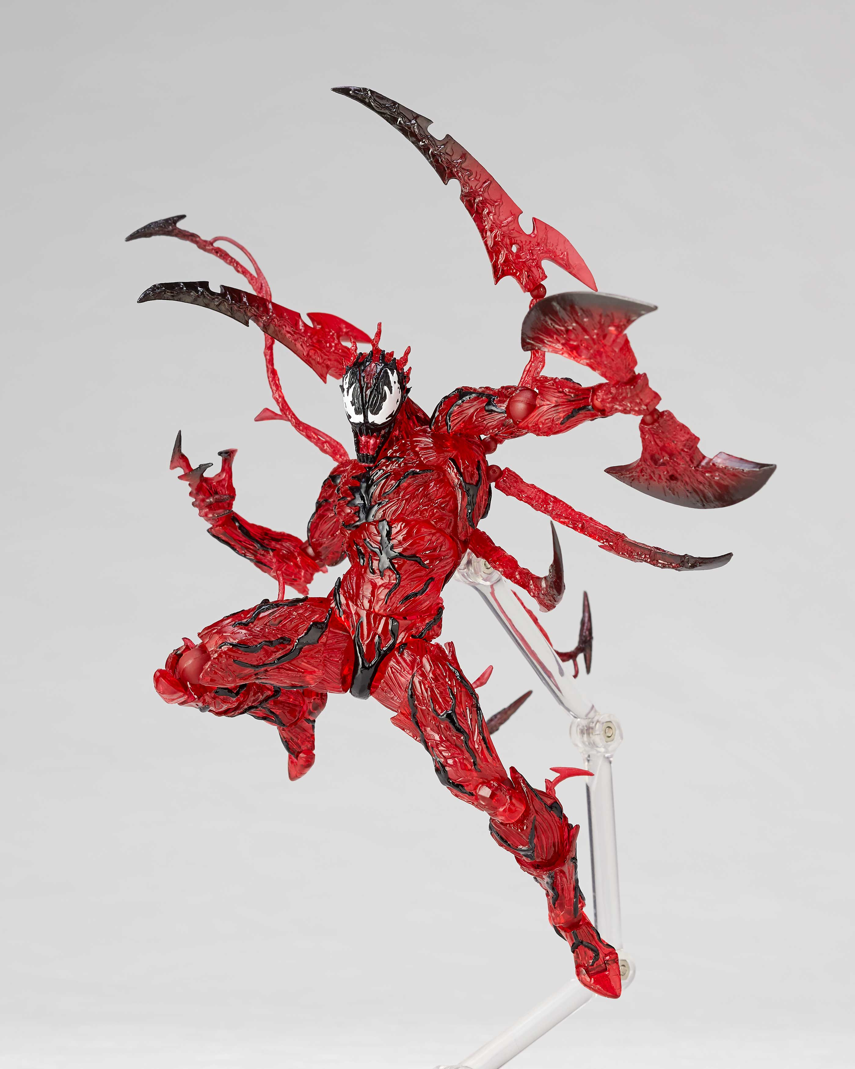 Revoltech Carnage Exclusive 05
