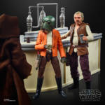 STAR WARS THE BLACK SERIES THE POWER OF THE FORCE CANTINA SHOWDOWN Playset oop 11