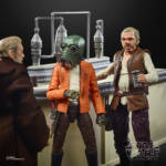 STAR WARS THE BLACK SERIES THE POWER OF THE FORCE CANTINA SHOWDOWN Playset oop 12