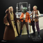 STAR WARS THE BLACK SERIES THE POWER OF THE FORCE CANTINA SHOWDOWN Playset oop 13