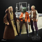 STAR WARS THE BLACK SERIES THE POWER OF THE FORCE CANTINA SHOWDOWN Playset oop 14