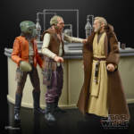 STAR WARS THE BLACK SERIES THE POWER OF THE FORCE CANTINA SHOWDOWN Playset oop 16