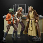 STAR WARS THE BLACK SERIES THE POWER OF THE FORCE CANTINA SHOWDOWN Playset oop 17