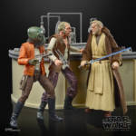STAR WARS THE BLACK SERIES THE POWER OF THE FORCE CANTINA SHOWDOWN Playset oop 19