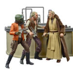 STAR WARS THE BLACK SERIES THE POWER OF THE FORCE CANTINA SHOWDOWN Playset oop 42