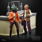 STAR WARS THE BLACK SERIES THE POWER OF THE FORCE CANTINA SHOWDOWN Playset oop 8